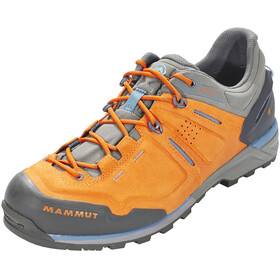 Mammut Alnasca Low GTX Shoes Men dark radiant-grey
